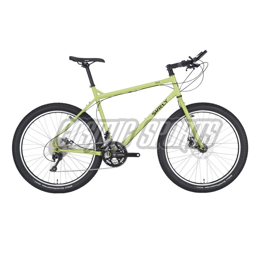 "Surly Troll MTB Rahmenkit, 26""/26+, XL/22"", pea lime pie soup"
