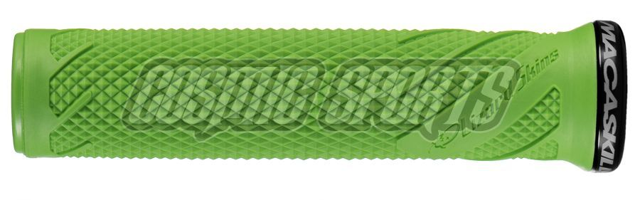 Lizard Skins Danny MacAskill Lock-On Griff, 135/29.5mm, lime green