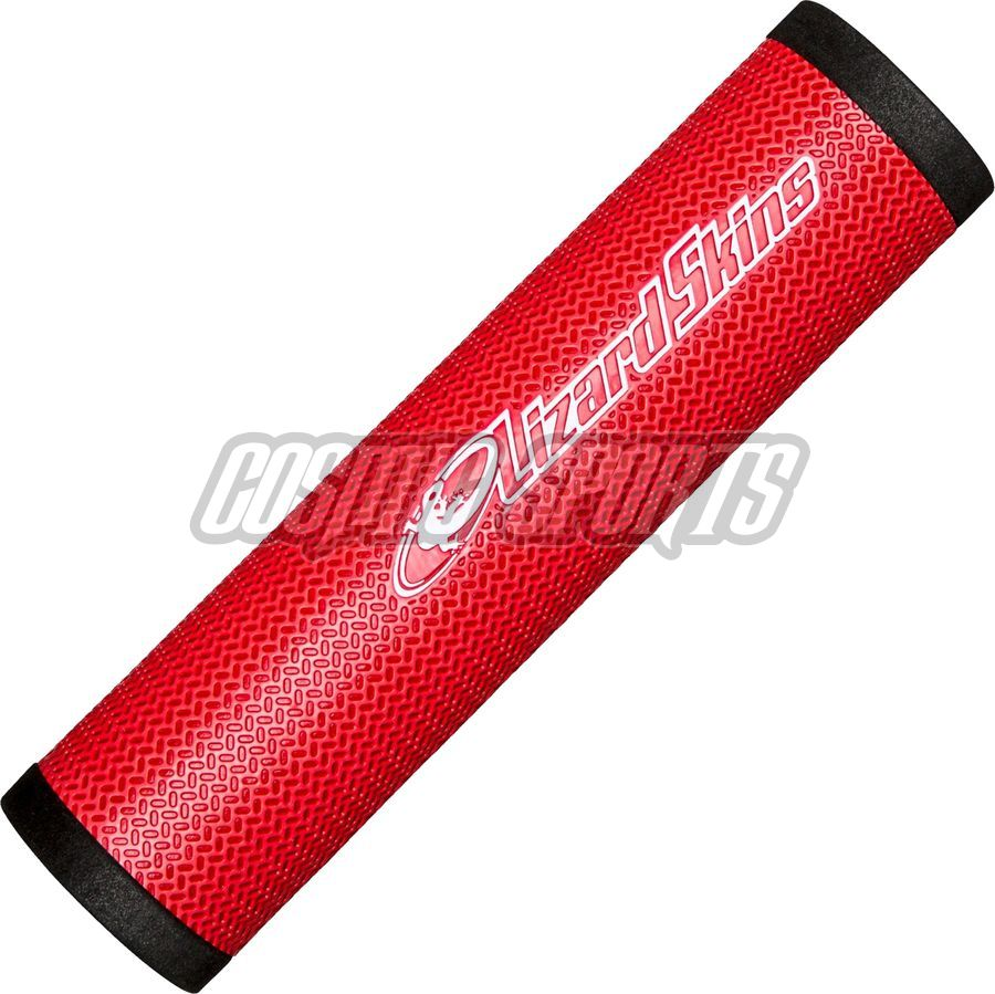 Lizard Skins DSP Griff, 130/30.3mm, red
