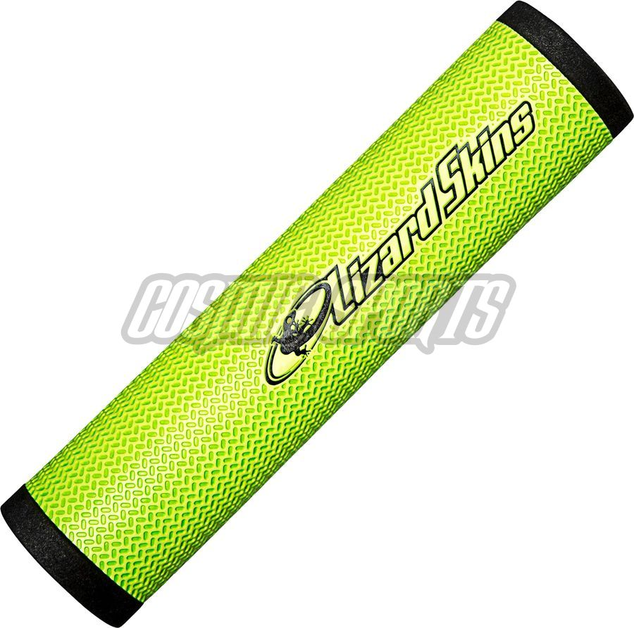 Lizard Skins DSP Griff, 130/30.3mm, green