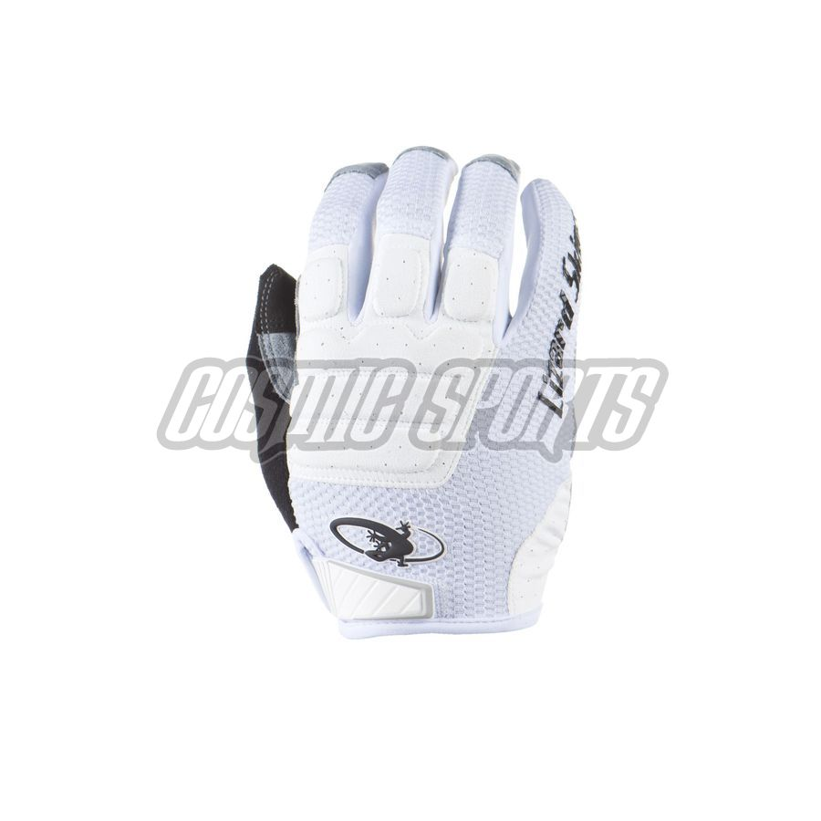Lizard Skins Monitor HD Handschuh, alpine white, M/9