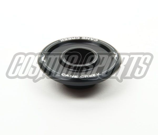 "Cane Creek Ahead Kappe 40 1 1/8"", black Topkappe 1 1/8"""