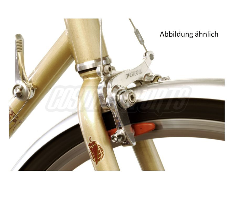 Paul Component Racer Road Felgenbremse VR, non-recessed, polished