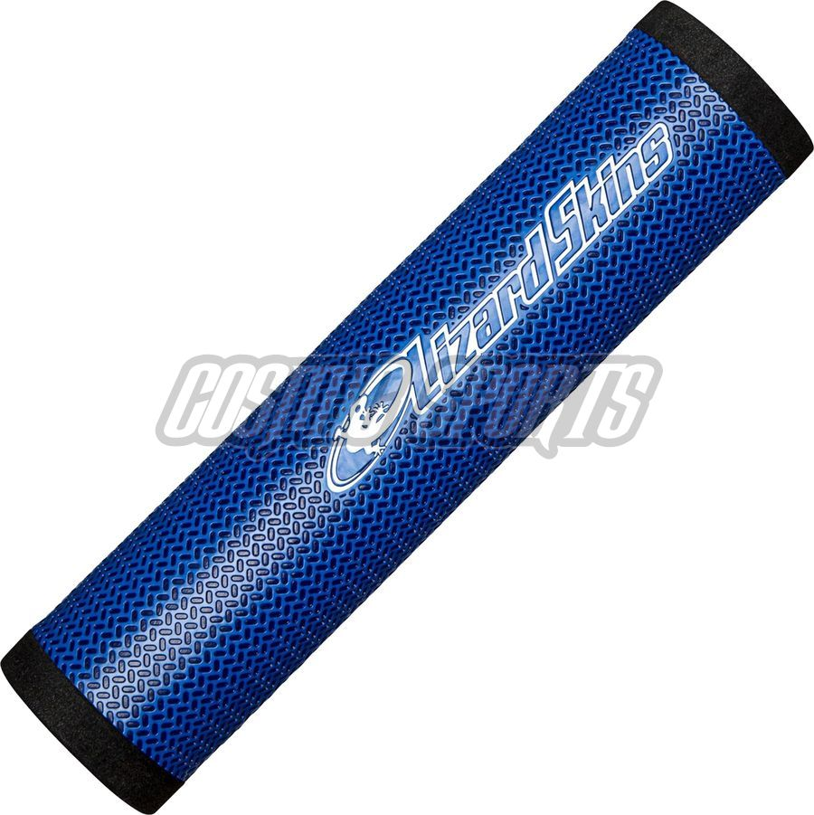 Lizard Skins DSP Griff, 130/30.3mm, blue