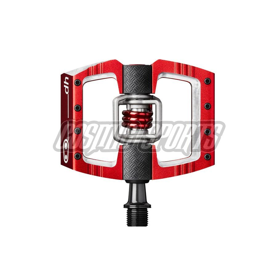 Crankbrothers Mallet DH Pedal, red