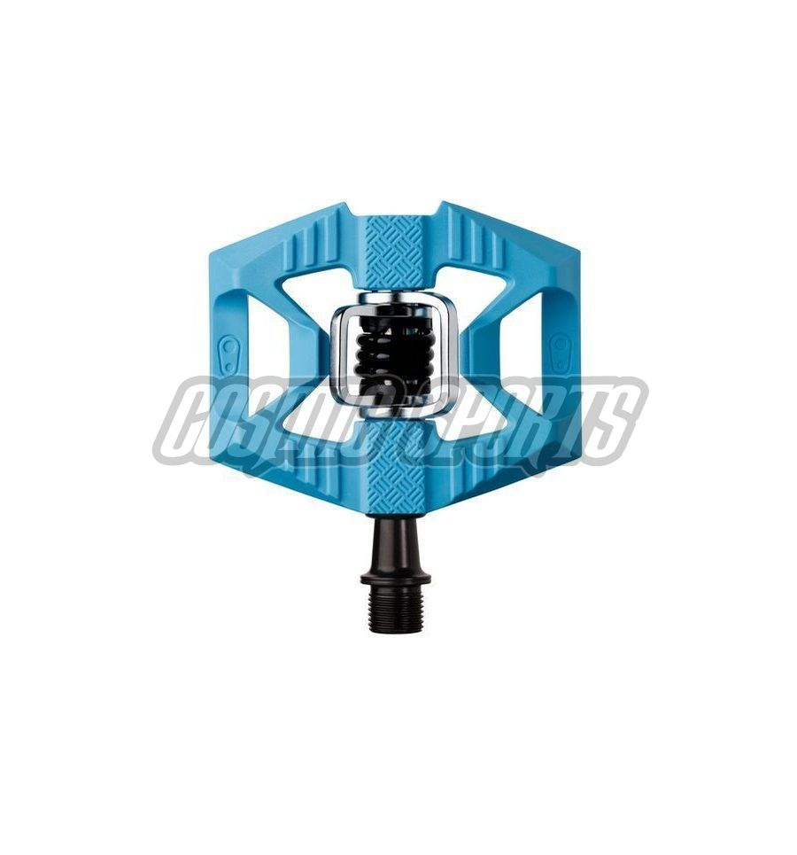 Crankbrothers Double Shot 1 Pedal, blue/black