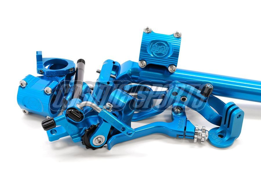 Paul Component Minimoto Mini V-Brake Felgenbremse, blue