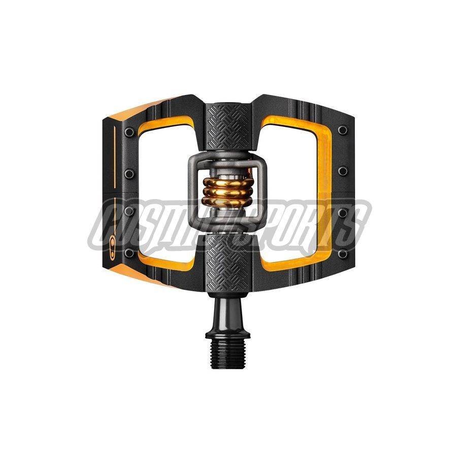 Crankbrothers Mallet DH 11 Pedal, black/gold