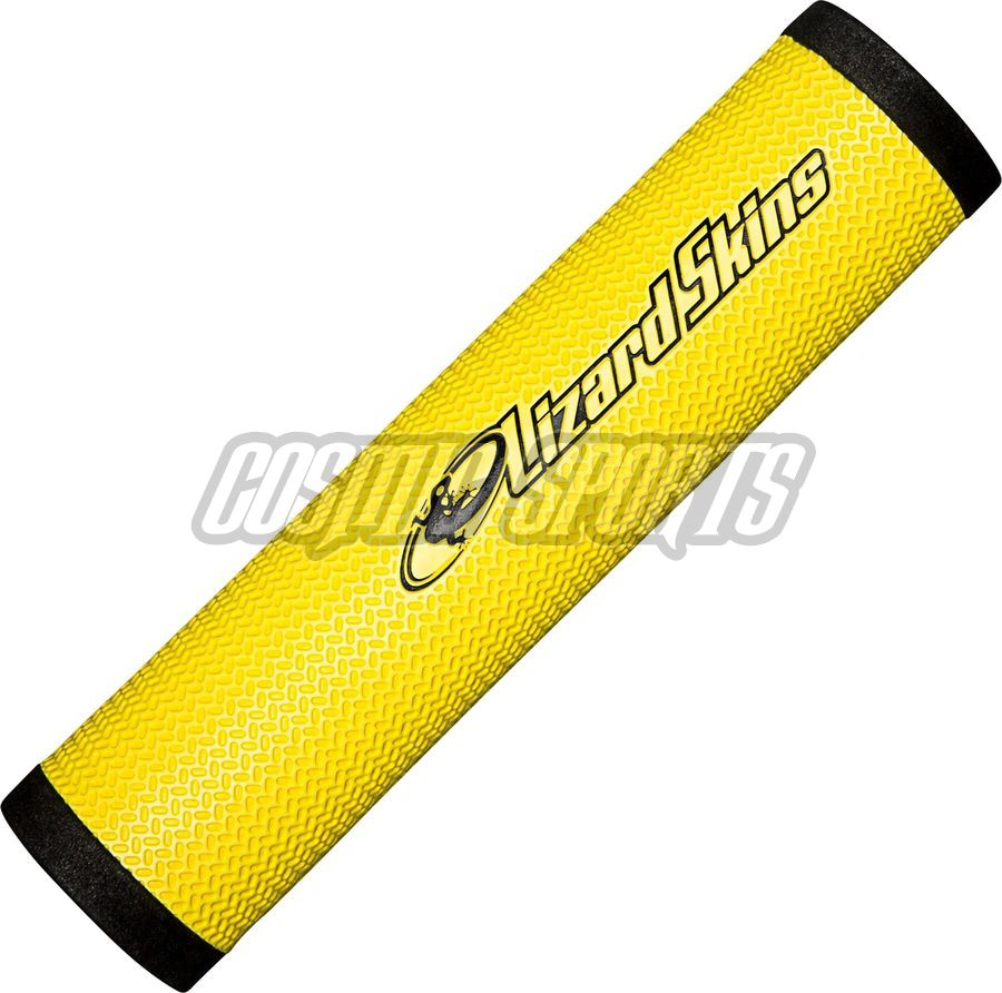 Lizard Skins DSP Griff, 130/32.3mm, yellow