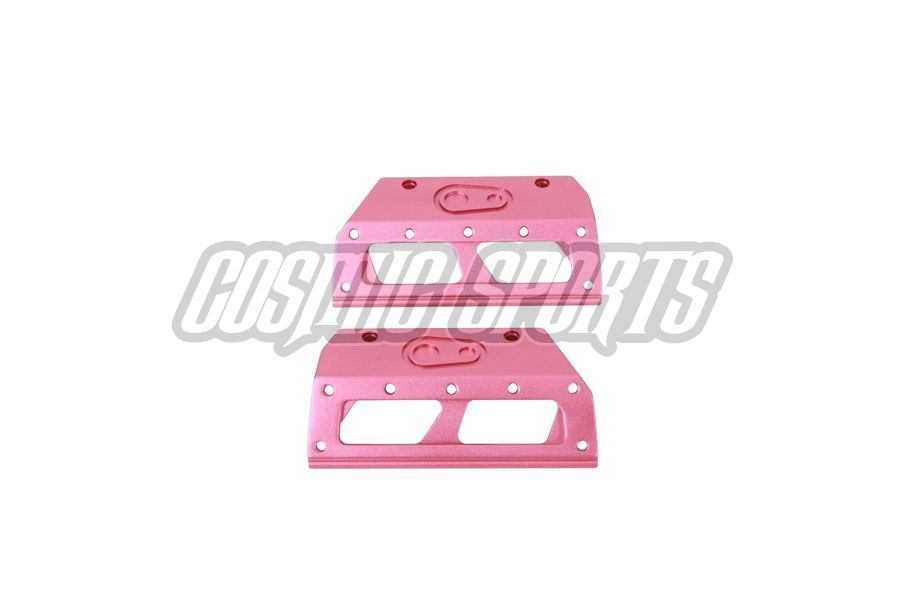 63051 Crankbrothers 5050 Plate Kit, Pink